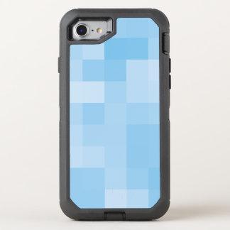 Capa Para iPhone 8/7 OtterBox Defender Caso de Otterbox dos azuis bebés de Pengulous