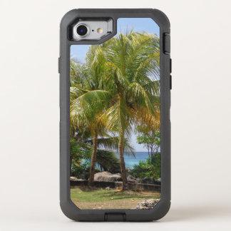Capa Para iPhone 8/7 OtterBox Defender Caso do iPhone 7 da palmeira