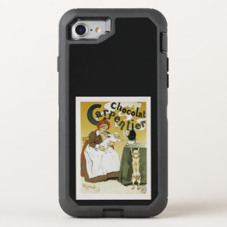 Capa Para iPhone 8/7 OtterBox Defender Chocolat Carpentier