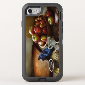 Capa Para iPhone 8/7 OtterBox Defender Comida - fruta - apronte para o pequeno almoço