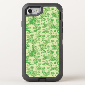 Capa Para iPhone 8/7 OtterBox Defender Crânios legal