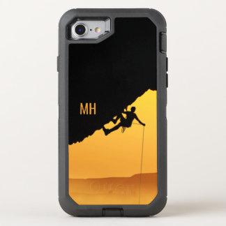 "Capa Para iPhone 8/7 OtterBox Defender ""DESAFIA"" capas de telefone feitas sob encomenda"