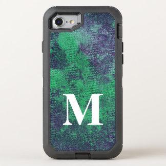 Capa Para iPhone 8/7 OtterBox Defender Design lavado #2 @ Emporio Moffa da sarja de Nimes