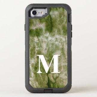Capa Para iPhone 8/7 OtterBox Defender Design lavado #3 @ Emporio Moffa da sarja de Nimes