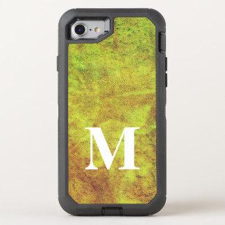 Capa Para iPhone 8/7 OtterBox Defender Design lavado #5 @ Emporio Moffa da sarja de Nimes