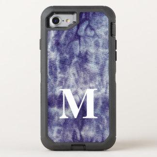 Capa Para iPhone 8/7 OtterBox Defender Design lavado #6 @ Emporio Moffa da sarja de Nimes