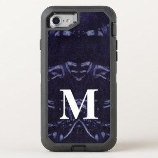 Capa Para iPhone 8/7 OtterBox Defender Design lavado #8 @ Emporio Moffa da sarja de Nimes