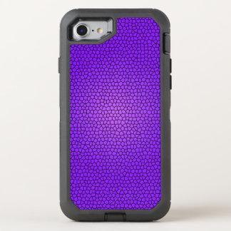 Capa Para iPhone 8/7 OtterBox Defender Design roxo do impressão da sereia