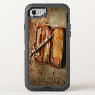 Capa Para iPhone 8/7 OtterBox Defender Doutor - a seringa Hypodermic