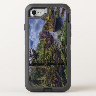 Capa Para iPhone 8/7 OtterBox Defender elogio olímpico do cabo da península do nascer do