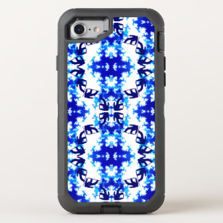 Capa Para iPhone 8/7 OtterBox Defender Esporte da snowboarding do azulejo do céu do