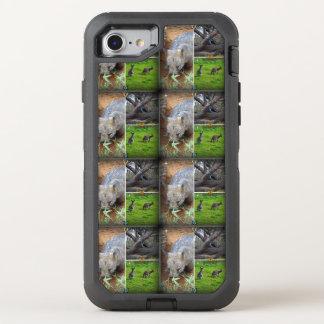 Capa Para iPhone 8/7 OtterBox Defender Exemplo do defensor de Otterbox 7 do iPhone do