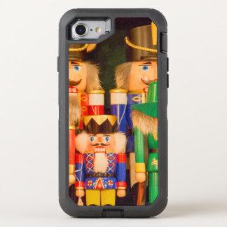 Capa Para iPhone 8/7 OtterBox Defender Exército de Nutcrackers do Natal