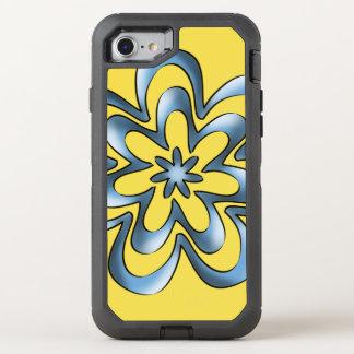 Capa Para iPhone 8/7 OtterBox Defender Fitas azuis