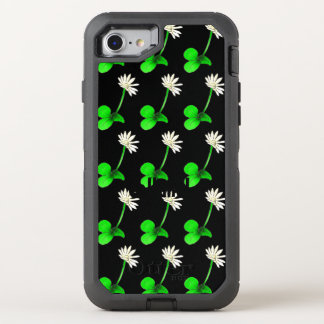 Capa Para iPhone 8/7 OtterBox Defender Flowerchain & margaridas frescas pelos comp(s)