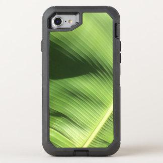 Capa Para iPhone 8/7 OtterBox Defender Folha da banana