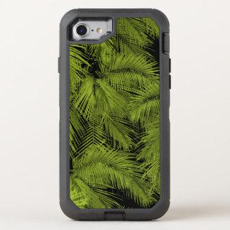 Capa Para iPhone 8/7 OtterBox Defender Folhas tropicais havaianas das palmas de Makana