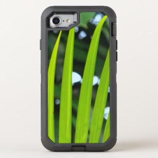 Capa Para iPhone 8/7 OtterBox Defender Fronda da palma da areca
