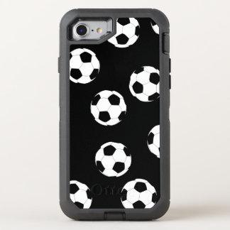 Capa Para iPhone 8/7 OtterBox Defender Futebol feliz pelos Feliz Juul Empresa