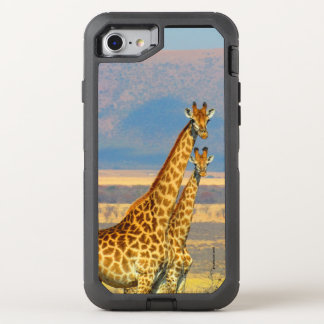 Capa Para iPhone 8/7 OtterBox Defender Girafas