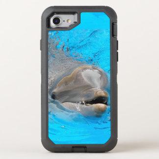 Capa Para iPhone 8/7 OtterBox Defender Golfinho de sorriso