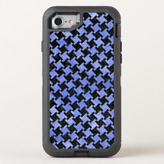 CAPA PARA iPhone 8/7 OtterBox DEFENDER HTH2 BK-MRBL BL-WCLR
