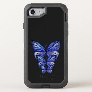 Capa Para iPhone 8/7 OtterBox Defender iPhone azul 6/6s de OtterBox Apple das borboletas