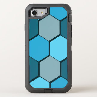 Capa Para iPhone 8/7 OtterBox Defender iPhone azul da caixa da lontra