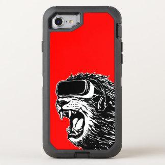 Capa Para iPhone 8/7 OtterBox Defender Leão de VR