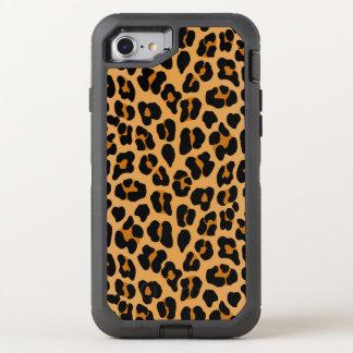 Capa Para iPhone 8/7 OtterBox Defender Leopardo