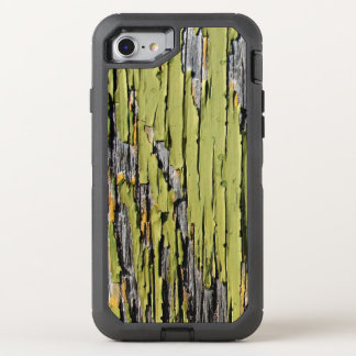 Capa Para iPhone 8/7 OtterBox Defender Madeira verde resistida do celeiro