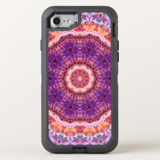 Capa Para iPhone 8/7 OtterBox Defender Mandala cósmica da convergência