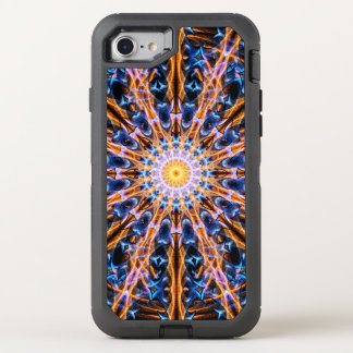 Capa Para iPhone 8/7 OtterBox Defender Mandala da estrela da alquimia