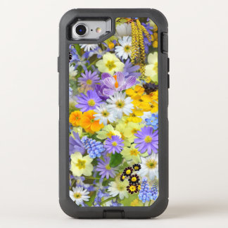 Capa Para iPhone 8/7 OtterBox Defender O primavera floresce o iPhone 8/7 de exemplo do