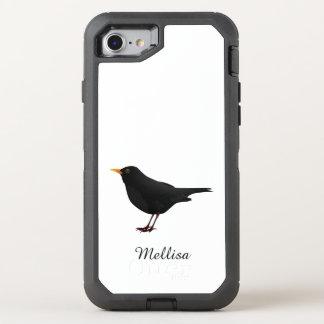 Capa Para iPhone 8/7 OtterBox Defender olhares bonitos dos ricos do estilo da forma do
