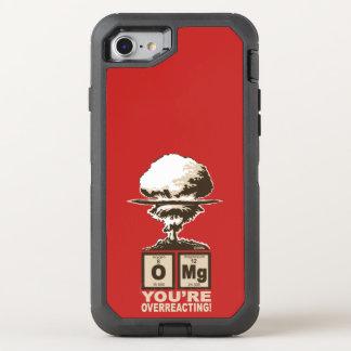 Capa Para iPhone 8/7 OtterBox Defender OMG! Você overreacting!