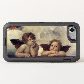 Capa Para iPhone 8/7 OtterBox Defender Os anjos de Raphael