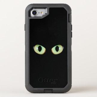 Capa Para iPhone 8/7 OtterBox Defender Os olhos de gato vêem tudo