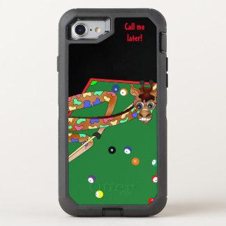 Capa Para iPhone 8/7 OtterBox Defender Piscina feliz pelos Feliz Juul Empresa