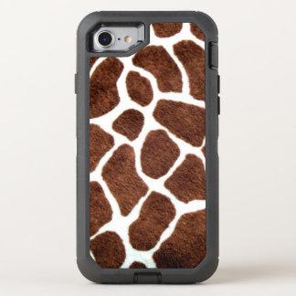 Capa Para iPhone 8/7 OtterBox Defender Pontos do girafa