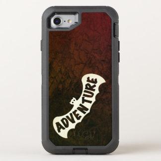 Capa Para iPhone 8/7 OtterBox Defender SINAL da AVENTURA do BASTÃO por Slipperywindow