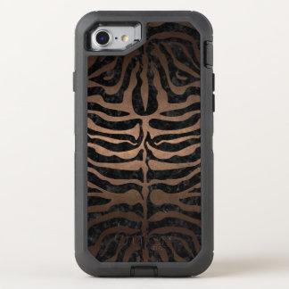 CAPA PARA iPhone 8/7 OtterBox DEFENDER SKN2 BK-MRBL BZ-MTL