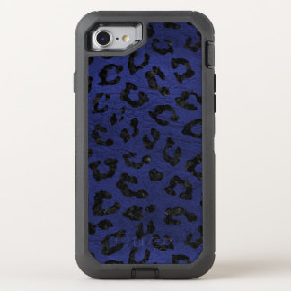 CAPA PARA iPhone 8/7 OtterBox DEFENDER SKN5 BK-MRBL BL-LTHR
