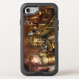 Capa Para iPhone 8/7 OtterBox Defender Steampunk - pense - tanques