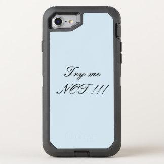 Capa Para iPhone 8/7 OtterBox Defender Tente-me não acessórios do telefone