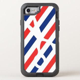 Capa Para iPhone 8/7 OtterBox Defender Tesouras do barbeiro