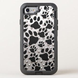 Capa Para iPhone 8/7 OtterBox Defender Teste padrão abstrato original
