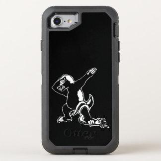 Capa Para iPhone 8/7 OtterBox Defender Texugo de mel de toque ligeiro