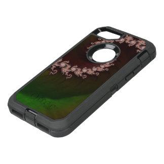 Capa Para iPhone 8/7 OtterBox Defender Tributo Benthic do Fractal de Saltlife para