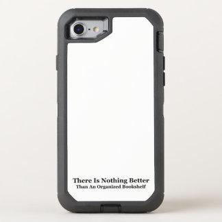 Capa Para iPhone 8/7 OtterBox Defender Uma estante organizada